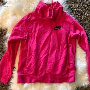 Girls Nike Funnel Sweatshirt Medium